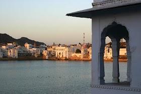 World famous brahma temple
