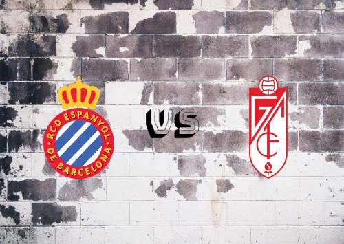 Espanyol vs Granada  Resumen