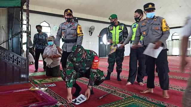 Pelaksanaan Pemberlakuan Pembatasan Kegiatan Masyarakat Di Kabupaten Balangan