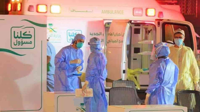 Critical cases of Corona virus in Saudi Arabia drops to 1,386