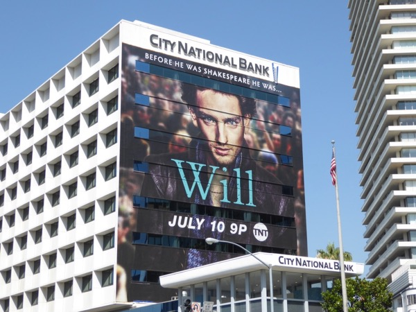 Will series premiere billboard