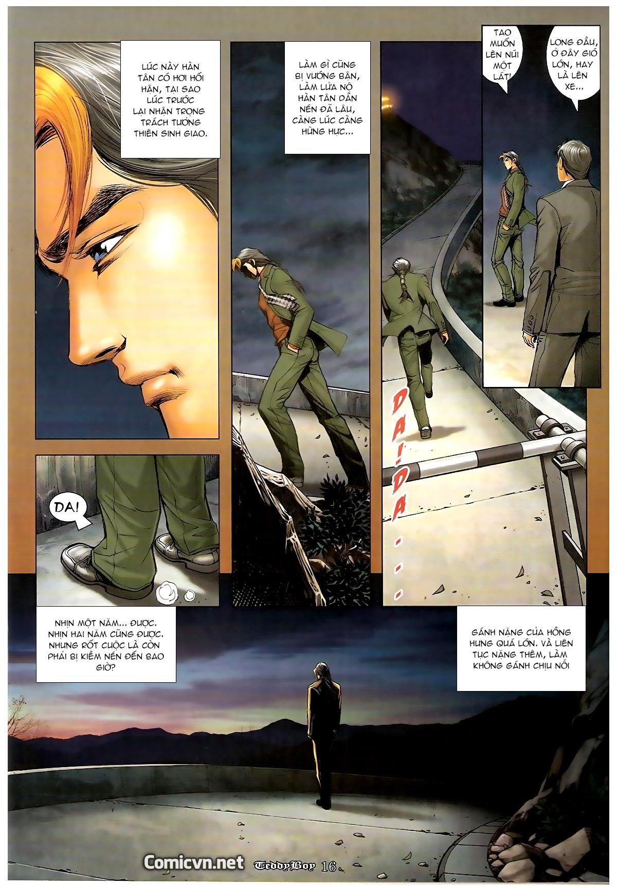 Người Trong Giang Hồ - Chapter 1263: Mua mạng Ngũ Hổ - Pic 14