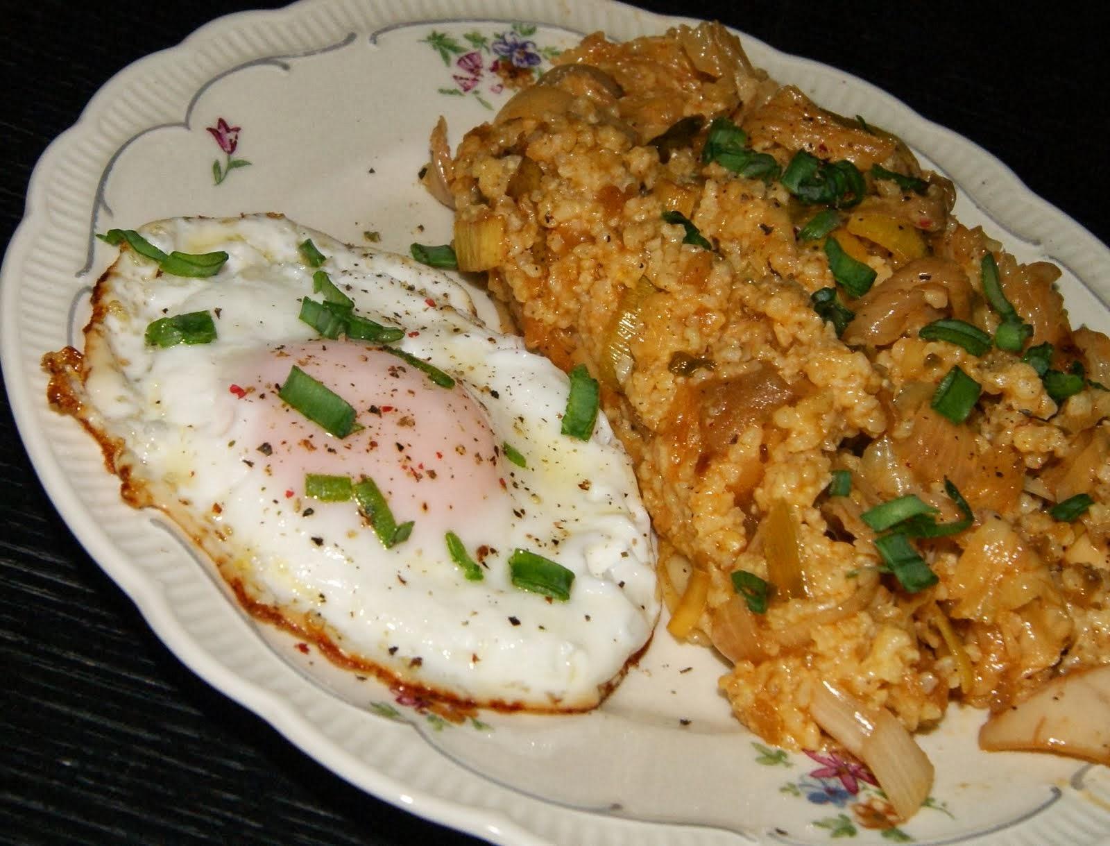 kimchi na ciepło