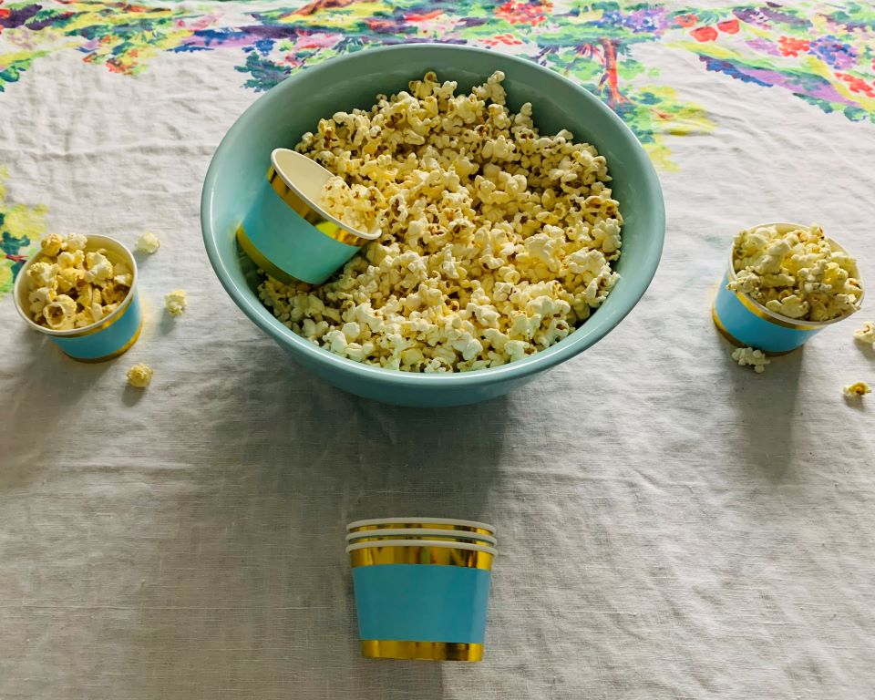 Sweet Chaos Popcorn & Giveaway