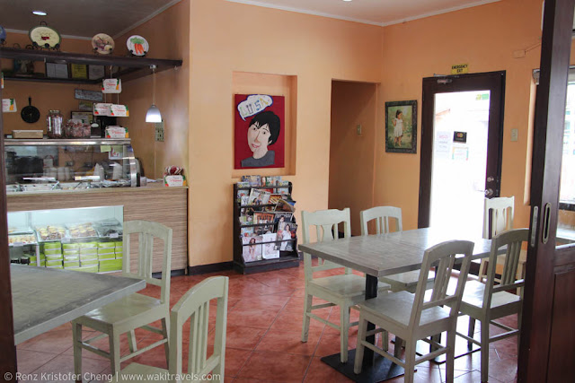 Interior of Luisa & Daughter in Quezon Province