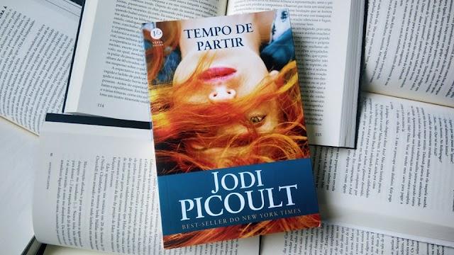 [RESENHA #560] TEMPO DE PARTIR - JODI PUCOULT