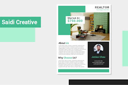 Free Realtor Flyer Template Word Document File