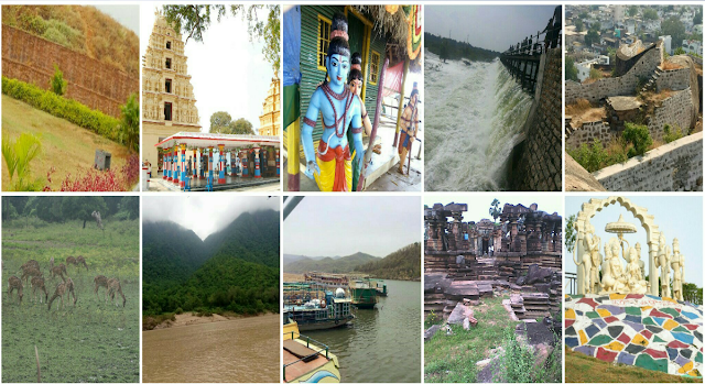 Top 10 Tourist Places in Khammam