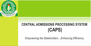 JAMB Central Admission Processing System
