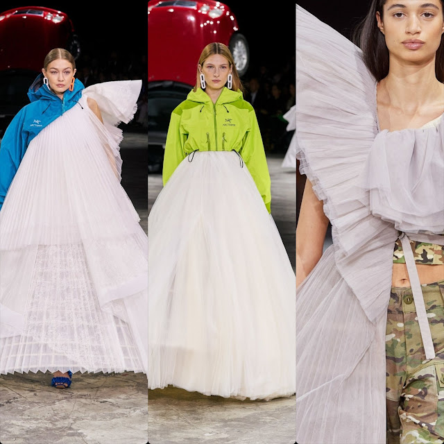 Off-White Fall Winter 2020-2021 Arcteryx and Obelix – Virgil Abloh by RUNWAY MAGAZINE