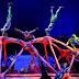 ОАЭ: 16 - 24.09.2016, гастроли Цирка дю Солей