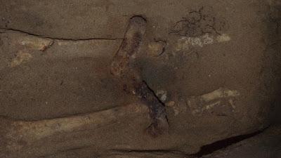 Αλυσοδεμένος σκελετός βρέθηκε σε ετρουσκική ταφή