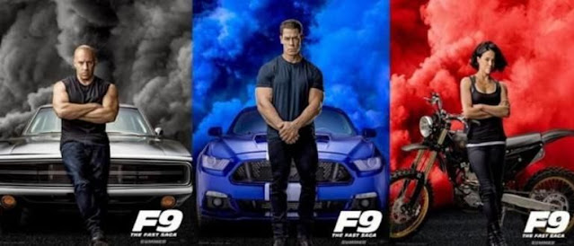 Watch Fast & Furious 9 (2021) Full Movie