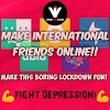 5 interactive friend making apps to definitely check this COVID-19 lockdown | Fight DEPRESSION by making friends!! | Chat with International friends!! |