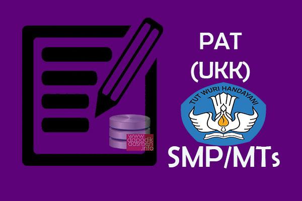 Apakah Anda Mau Download Soal UKK PAT IPA Kelas 9 SMP MTs Revisi Terbaru dengan Mudah? Disini bisa langsung Unduh Soal dan Kunci Jawaban PAT/UKK IPA Kelas 9 Kurtilas