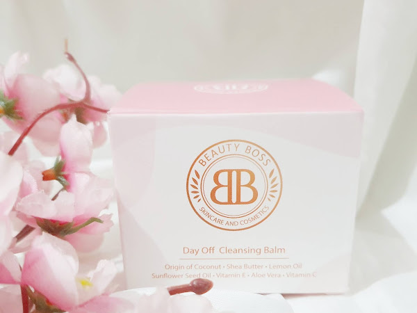 Review Beauty Boss Day Off Cleansing Balm