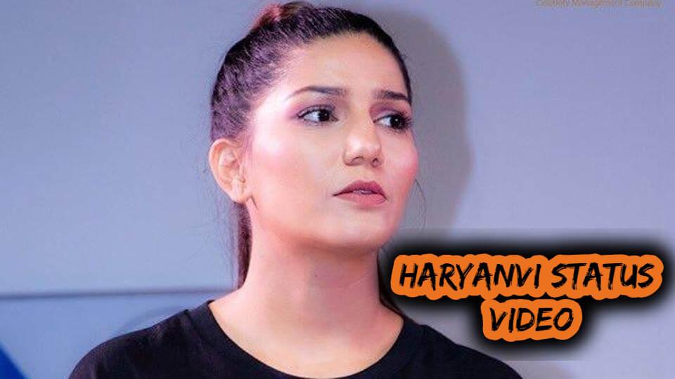 Haryanvi Status video