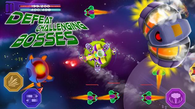 Download Space Defense Mod APK cho Android