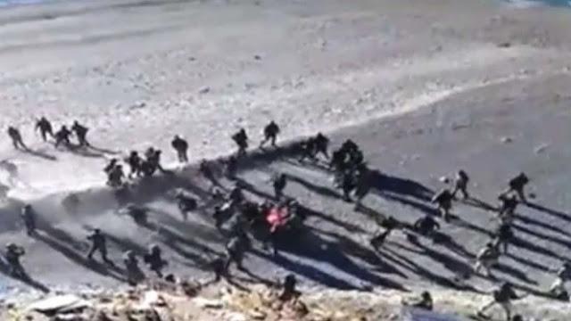 Breakingnews, 20 Prajurit India Tewas dalam Bentrok Maut Lawan Tentara China