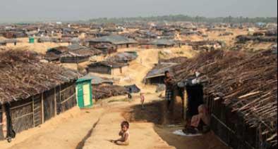 রোহিঙ্গা ক্যাম্পগুলোতে জরুরি সাহায্য না পেলে  বিপর্যয়ের আশংকা : আইওএম