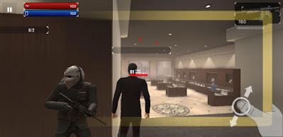 تحميل لعبة سرقة البنوك (Armed Heist  (Mod – weapons للاندرويد