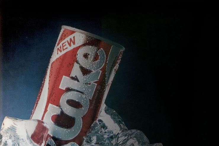 Новая кока-кола - ошибки маркетинга