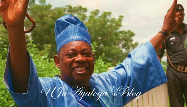 BREAKING: Abiola's Family, Osinbajo, Others Arrive Eagles Square