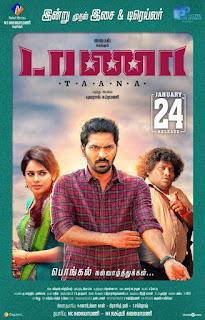 Taana (2020) Dual Audio {Hindi+Tamil} Movie Download 480p 720p HD
