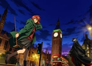 The Ancient Magus' Bride Anime Gets Release Date.