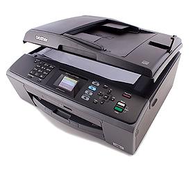 Brother MFC-J410W Printer Driver ALl Windows, Mac, Linux
