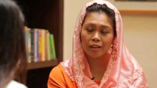 Yenny Wahid Harap Debat Mampu Tangkal Hoaks yang Serang Jokowi
