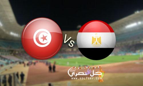 مشاهدة مباراة مصر وتونس بث مباشر اون لاين ON Sport نهائي أمم إفريقيا لكرة اليد 2018