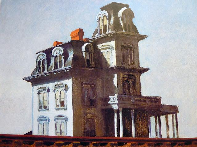 La Casa en la Via,  Hopper en el MOMA