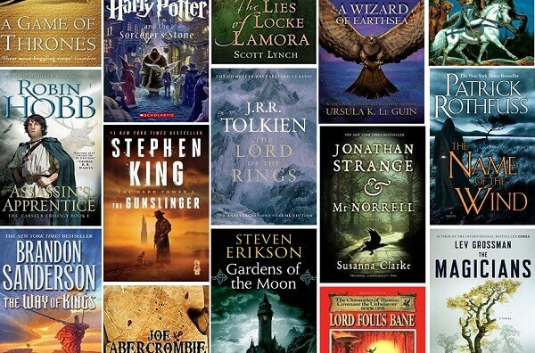 25 best fantasy books and book series of all time
