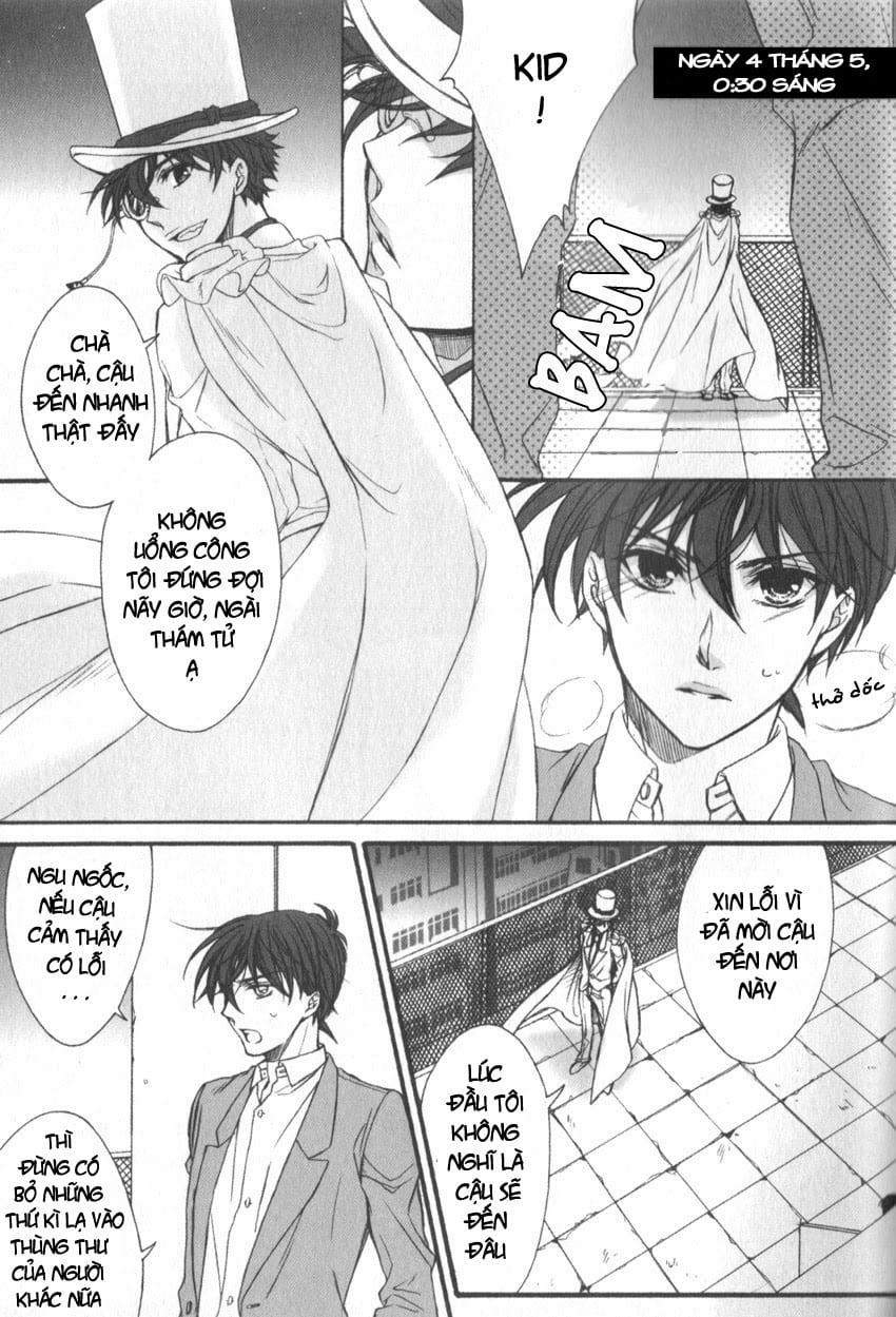 Trang 6 - Conan Doujinshi - WBirthday (- Haco) - Truyện tranh Gay - Server HostedOnGoogleServerStaging