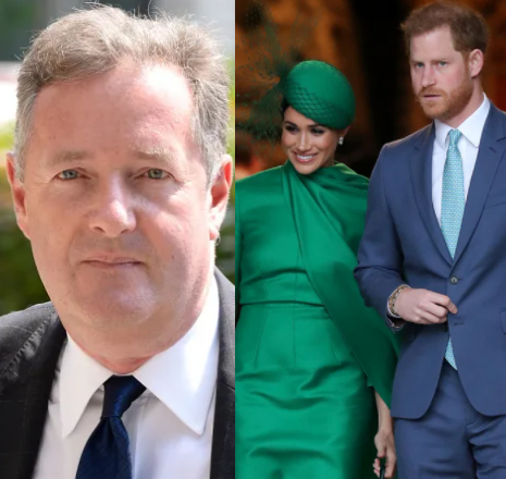 Meghan Markle made formal complaint to ITV about comments Piers Morgan made about her on the Good Morning Britain show