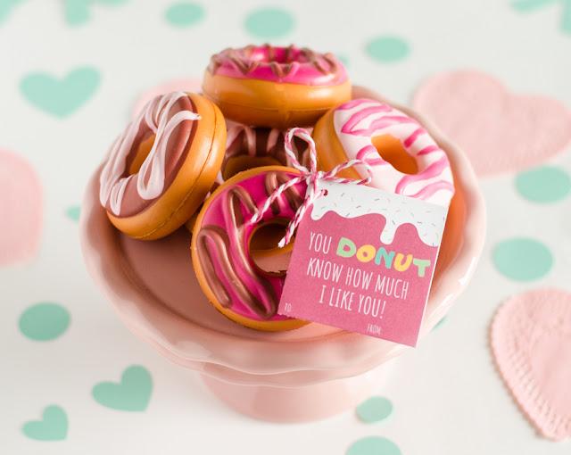 Valentine Handout Ideas