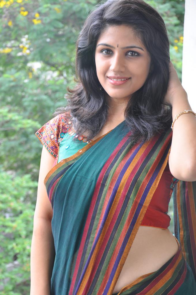 Supriya Shailaja Hot Saree Photoshoots,Supriya Shailaja ...