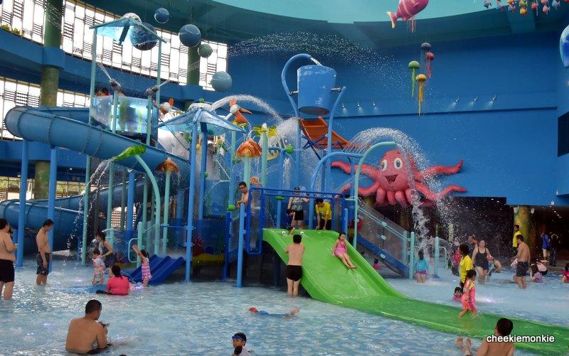 Cheekiemonkies Singapore Parenting Lifestyle Blog First Look At Safra Punggol 39 S Splash