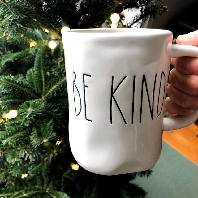Be Kind Mug - Rae Dunn
