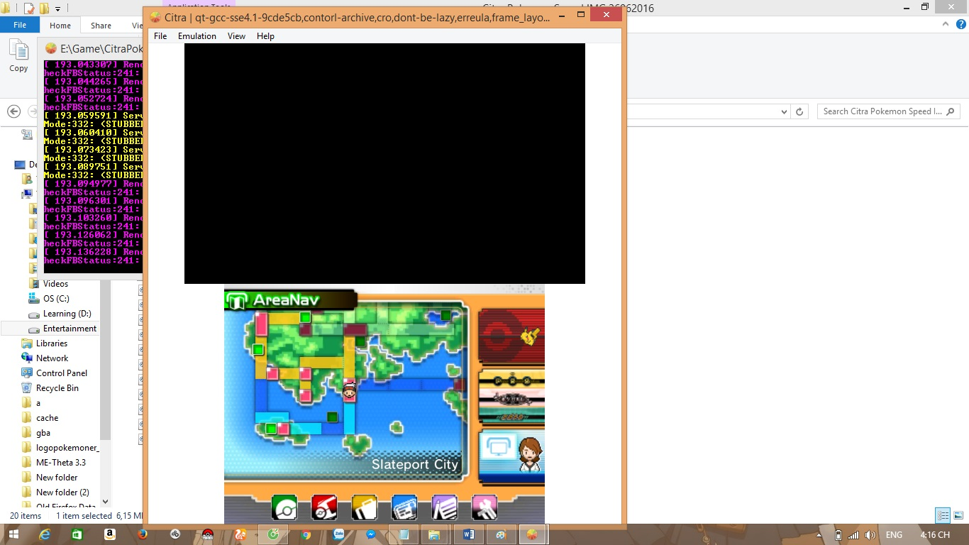 How to play Pokemon Omega Ruby/Alpha Sapphire 7/2016 on PC