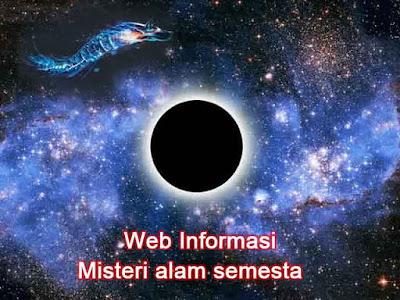 Black Hole atau lubang hitam