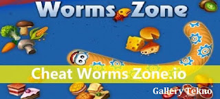 Cheat Worms Zone io
