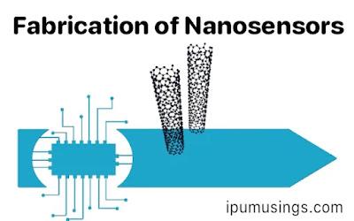 Fabrication of Nanosensors (#nanotechnology)(#nanomaterials)(#ipumusings)(#carbon)(#graphene)(#chemistry)