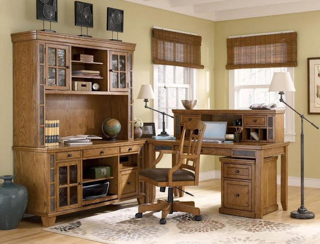 best buy rustic office furniture for sale online