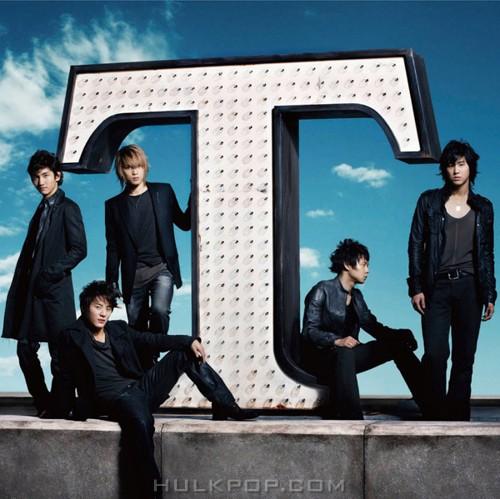 Tohoshinki – T (Japanese) (ITUNES PLUS AAC M4A)