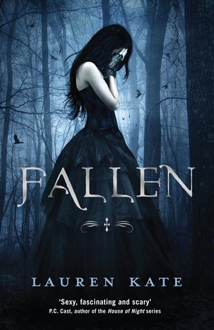Fallen by Lauren Kate book cover
