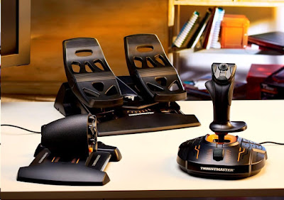 thrustmaster t.16000M FCS Flight Pack