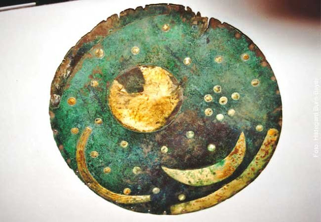 New dating of Nebra sky disk