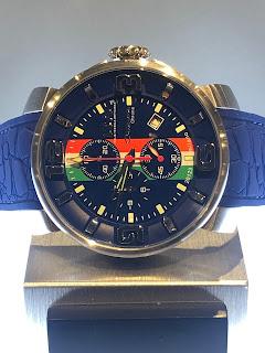ITA アイティーエー イタリア イタリア時計 トリコロール